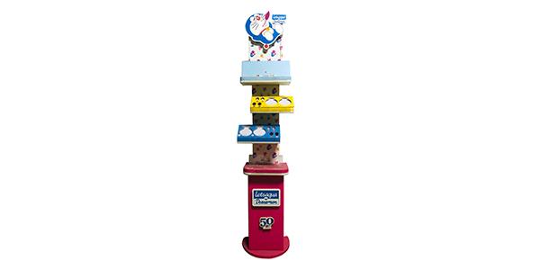 POP纸展架有哪些特质比较吸引客户?