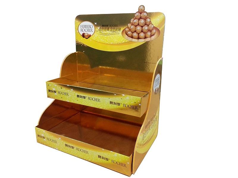 澳澌汀巧克力类PDQ展示盒定制