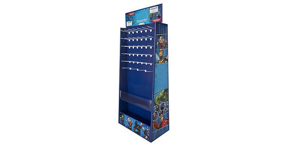 纸货架主要是由哪几个部分组成的?