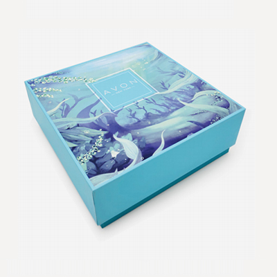 常规天地盖高档礼品包装盒B