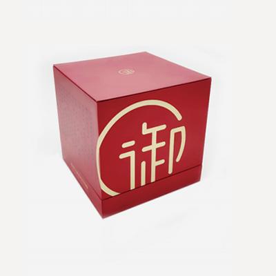底座天地盖高档礼品包装盒