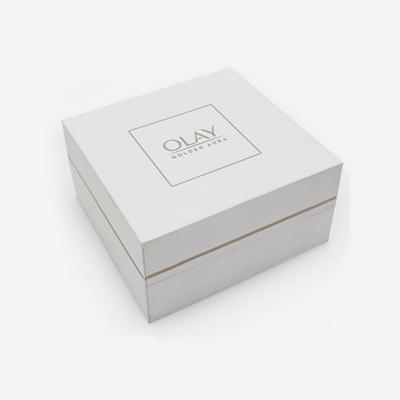 常规翻盖式高档礼品包装盒