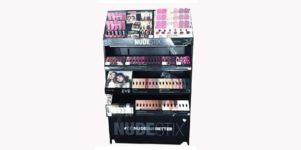 化妆品展示架进入大型商场有什么要求?
