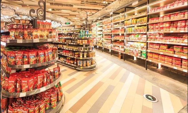 超市展示架
