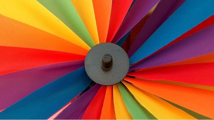 颜色的搭配会使纸展示架更吸引顾客