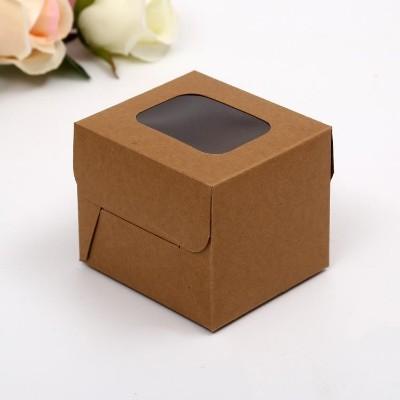 开窗式包装盒